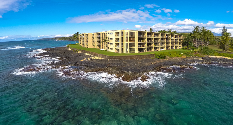 Kuhio Shores Condos For Rent Kauai Hawaii